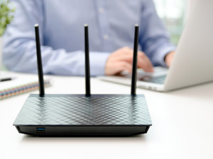 Default Router Settings - Router Network